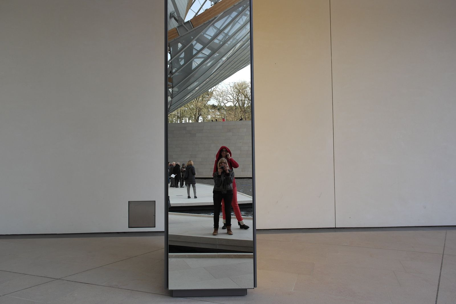 LA FONDATION LOUIS VUITTON (06/03/2015)