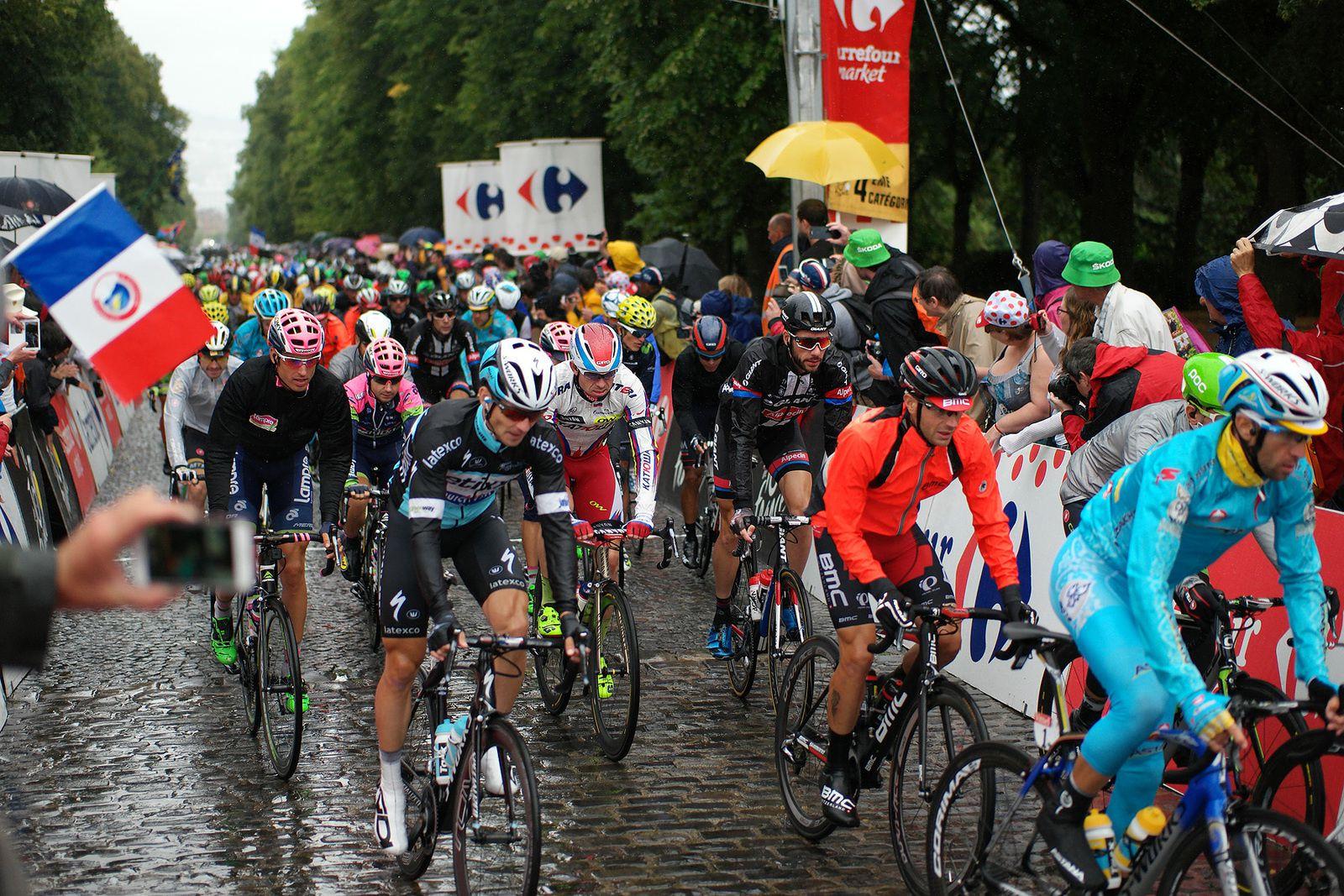 TOUR DE FRANCE 2015 A MEUDON (26/07/2015)