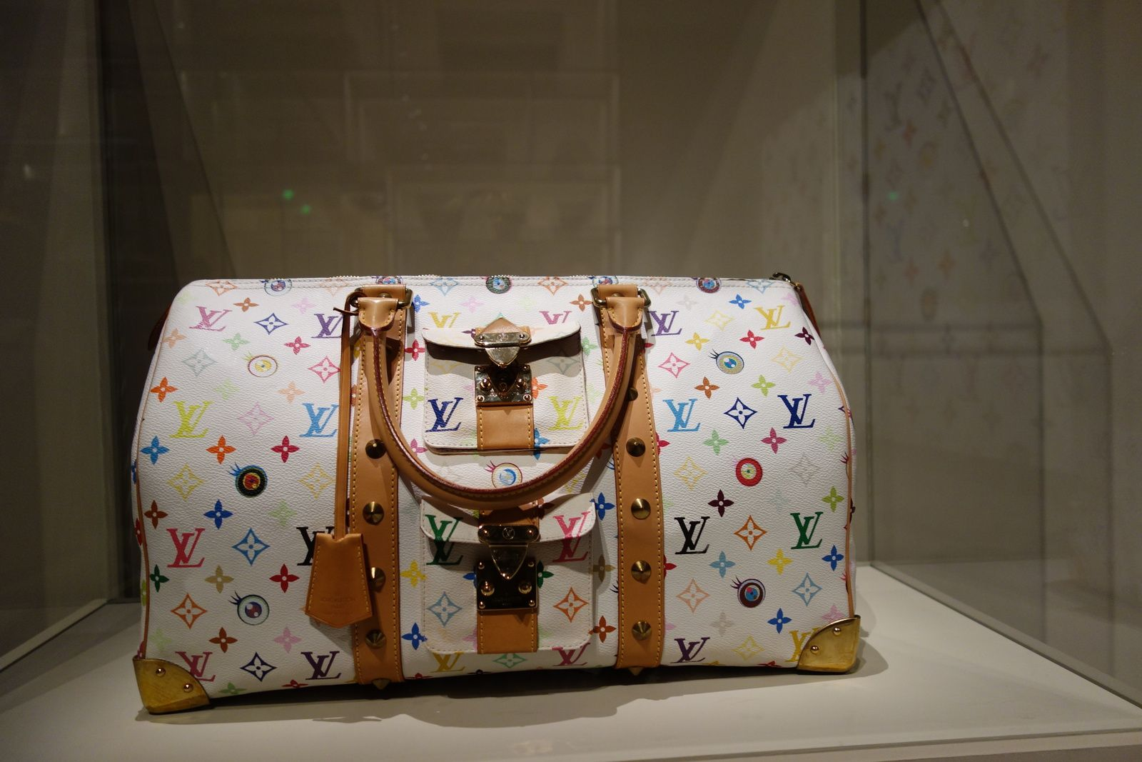 LOUIS VUITTON au Grand Palais à Paris (29/01/2016)