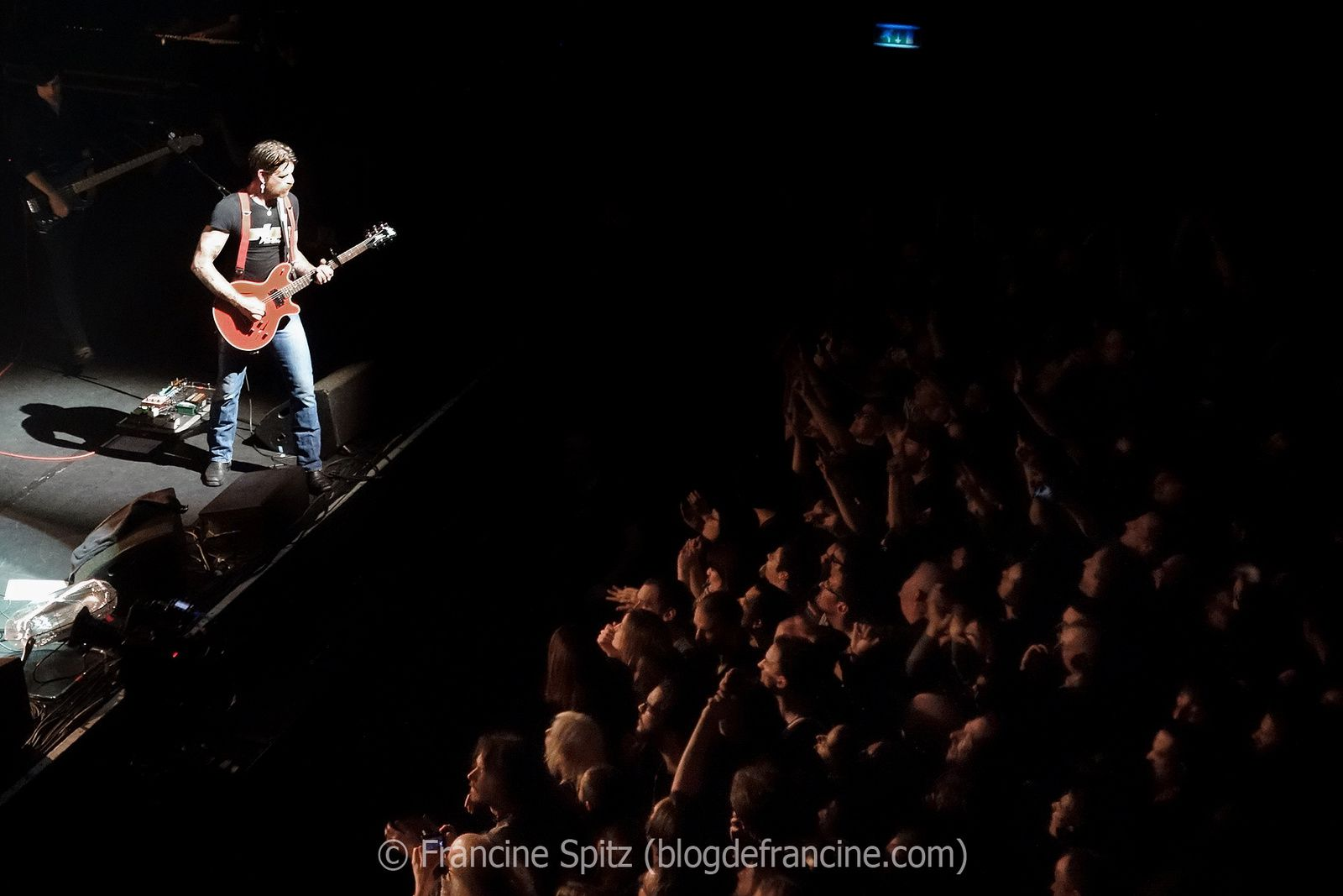 EAGLES OF DEATH METAL à l'Olympia (16/02/2016)