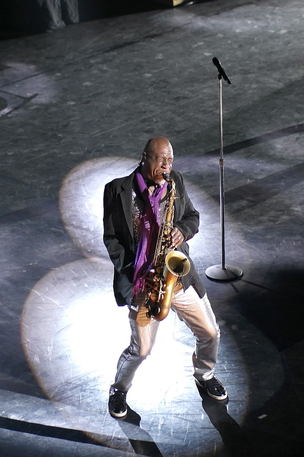 David McMurray, saxophoniste