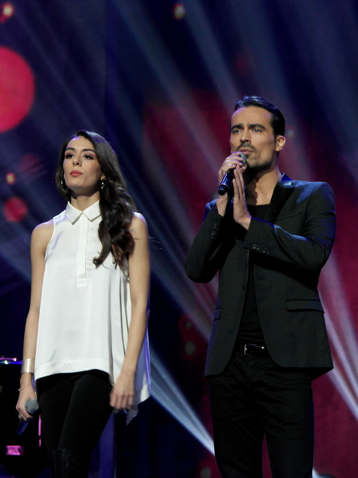 Sofia Essaïdi, Damien Sargue