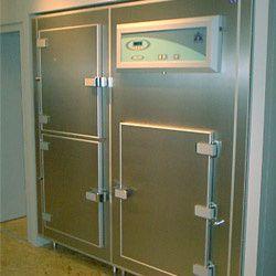 H 80 2 portes + cellule de refroidissement rapide.
