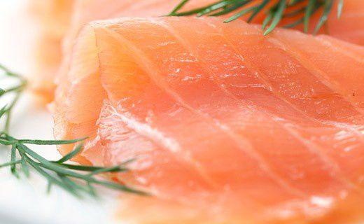 La recette de marinade qui m'a été confié par un Chef étoilé (photo saumon internet)