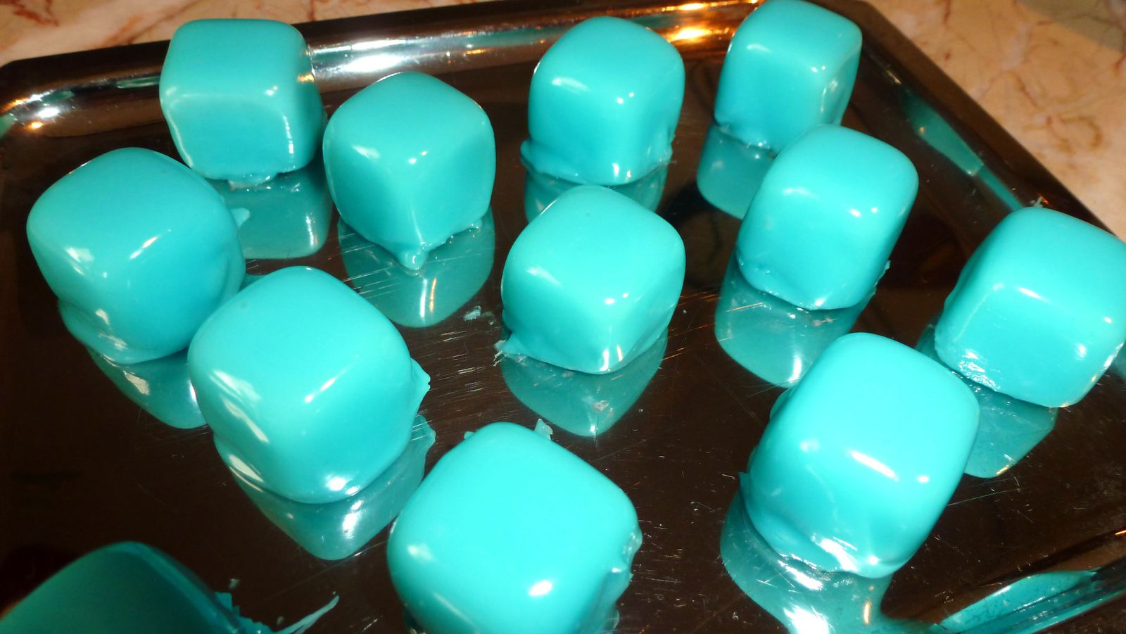 Petits fours (punchs)