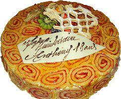 Peu de photo de ce gâteau sur le net !