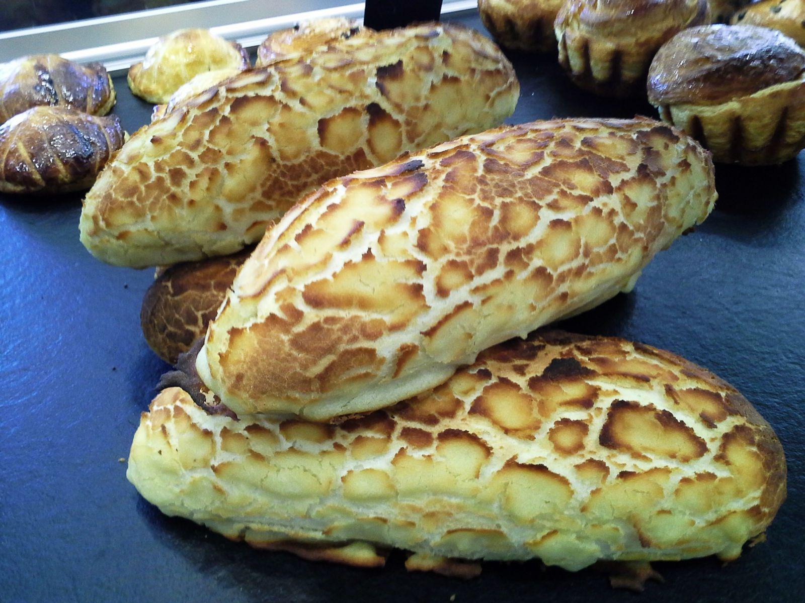 Tambouille (pain tigré)