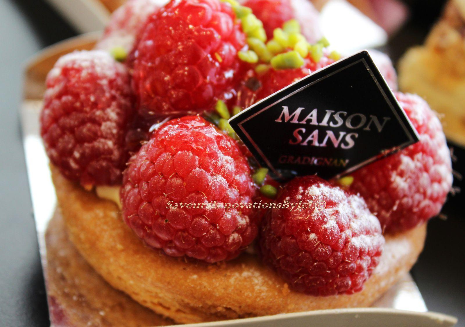 Pâte à fraise (tartelettes)