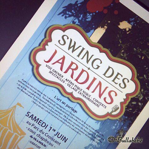 Ca swingue à Nantes - A la découverte de nouveaux jardins