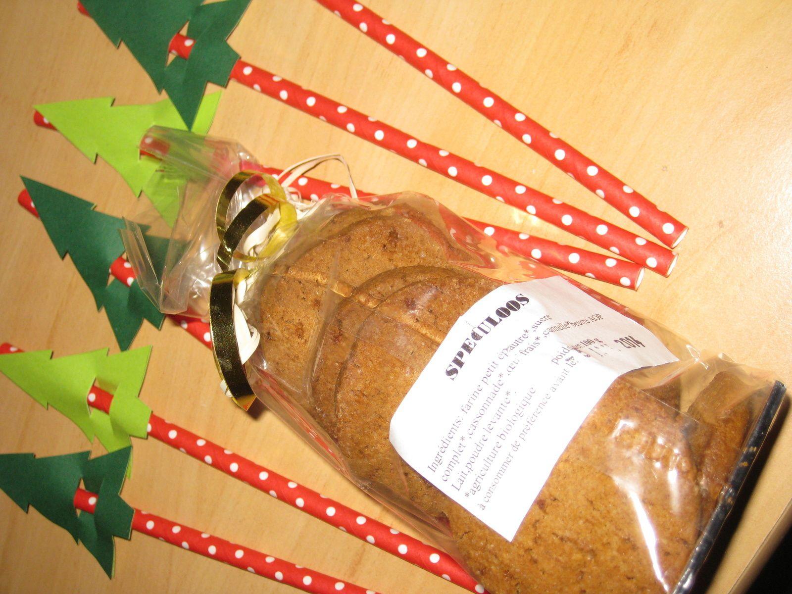 Swap de Noël - Gâtée par...