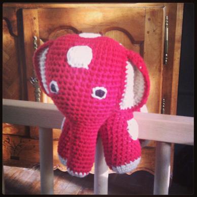 Je vois des éléphants roses. Tout est normal