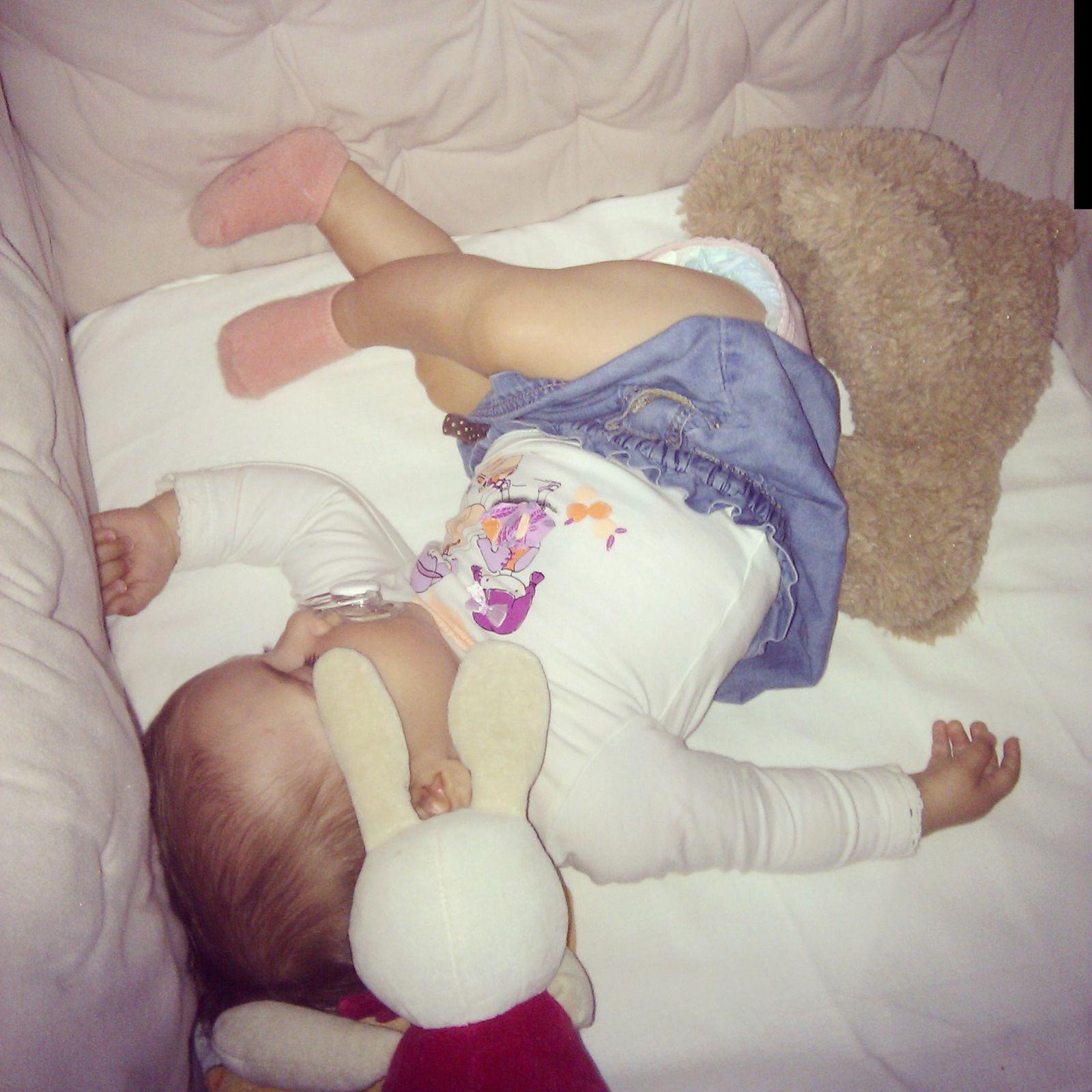 L'acrobate de la sieste