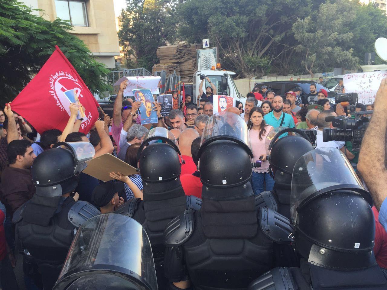Georges Abdallah : « L'otage de la République » a titré El Akbar un des quotidiens de Beyrouth.
