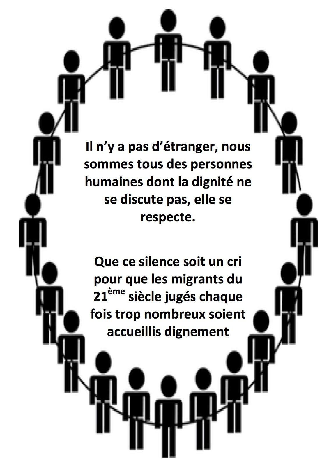 Lettre ouverte à nos concitoyens  Sale temps pour les réfugiés