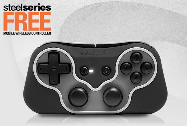 SteelSeries Controller FreeMobile : la manette pour les runir toutes [LordOfthePad] 