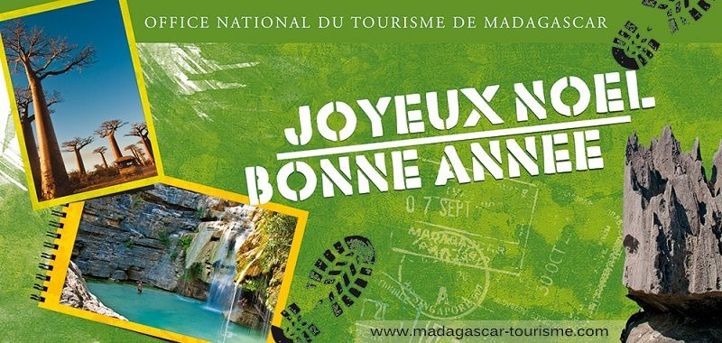 Voeux de Noël 2012 de l'Office National du Tourisme de Madagascar