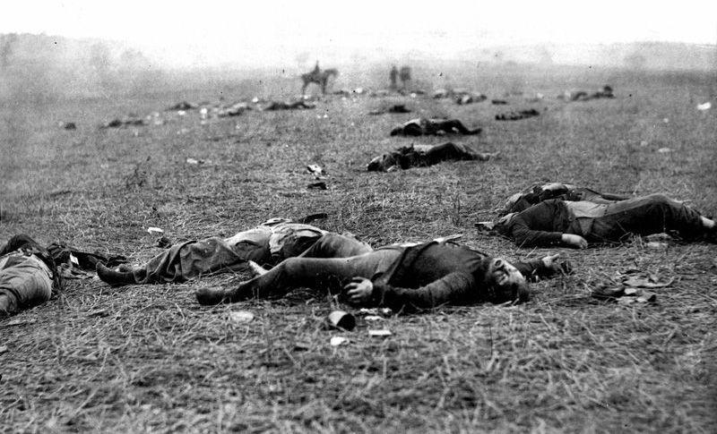 Gettysburg, 1863. Voilà ce que souhaitent certains Malgaches même. Or, ils seront les premiers à détaler au premier coup de semonce. Très bavards mais pleutres sans aucune fierté ni sens de l'honneur