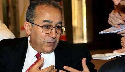 Ramtane Lamamra,  Commissaire de l'Union africaine à la Paix et à la Sécurité