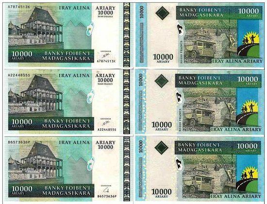 """Quatre milliards d'anciens francs, çà doit faire combien de billets comme çà ? Pour un résultat nul en plus. Mais il paraît que c'est çà la nouvelle (""""vaovao"""") bonne gouvernance"""