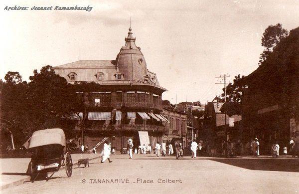 Antaninarenina dans les années 1950