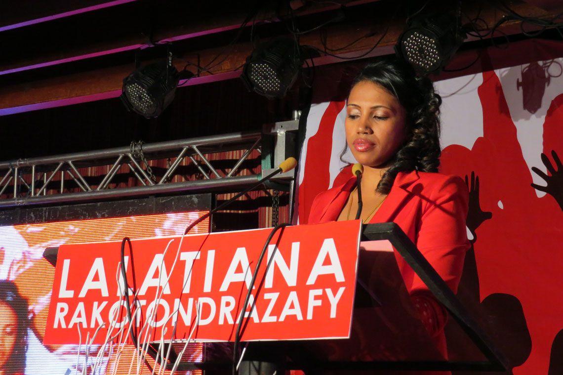 Lalatiana Rakotondrazafy. FREEDOM - TANANAKO AFAKA 2015