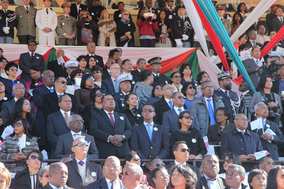 MAHAMASINA 26 JUIN 2015. PHOTOS DES PERSONNALITES