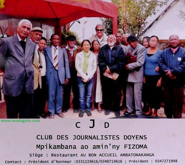 Madagascar journalisme. Le CJD célèbre ses 20 ans -REPORTAGE INEDIT-