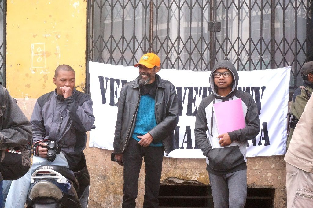 Antananarivo. Pétition contre le code de la communication liberticide, le samedi 03 Septembre 2016