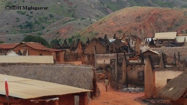 Antsakabary. La CNIDH découvre les actes de violation des droits de l'Homme commis là-bas