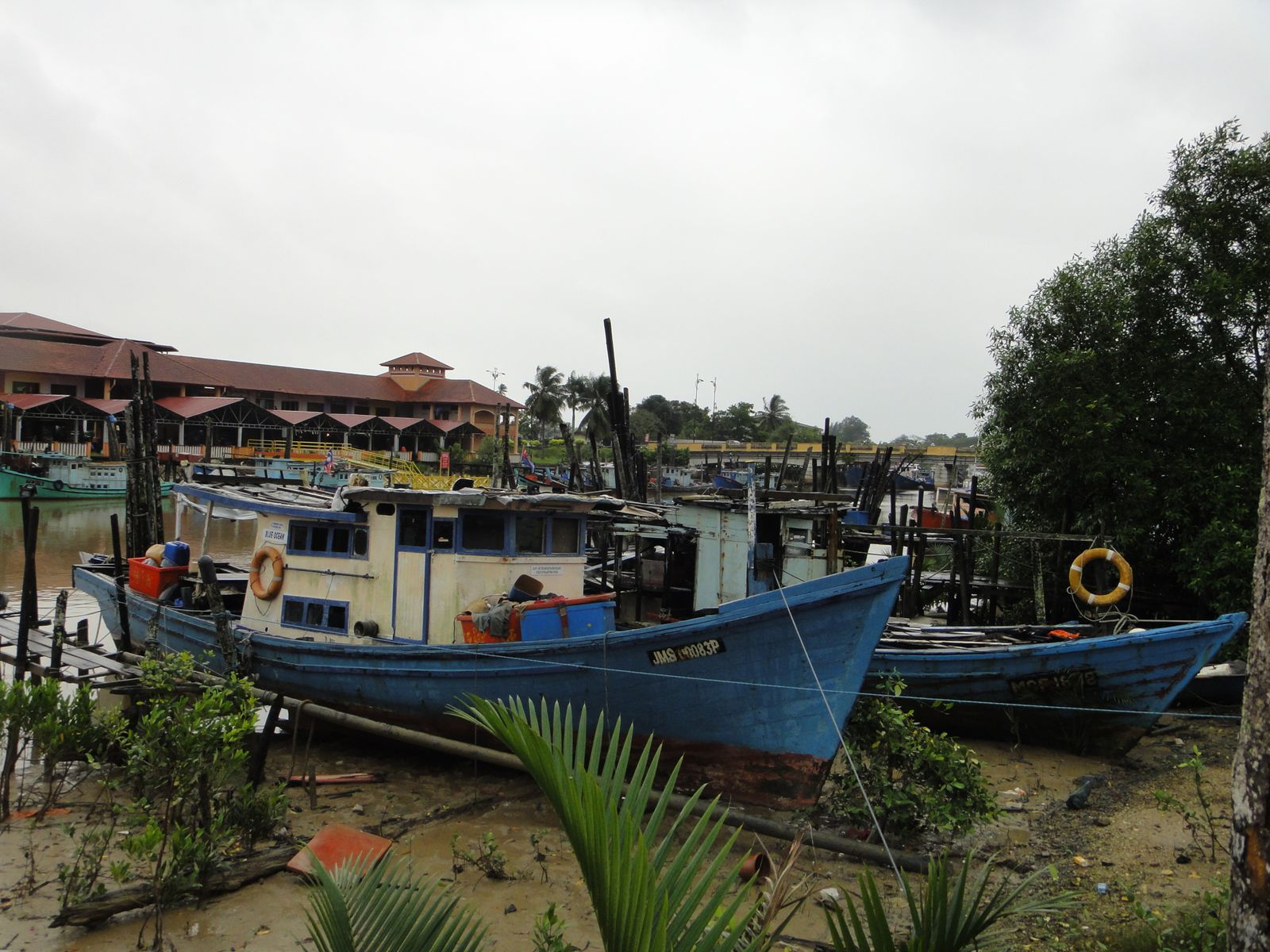 Picture from mersing (close to Tioman island)
