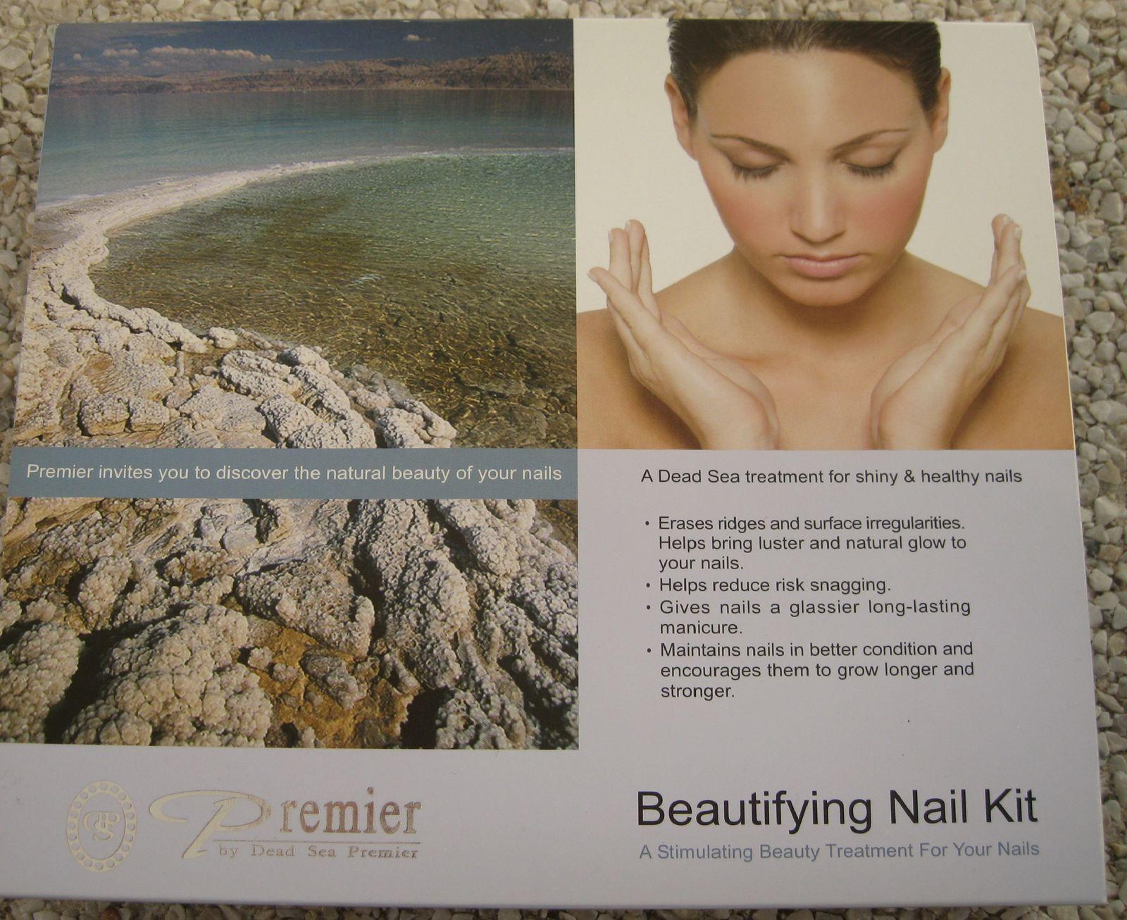Beautifying Nail Kit by Dead Sea Premier