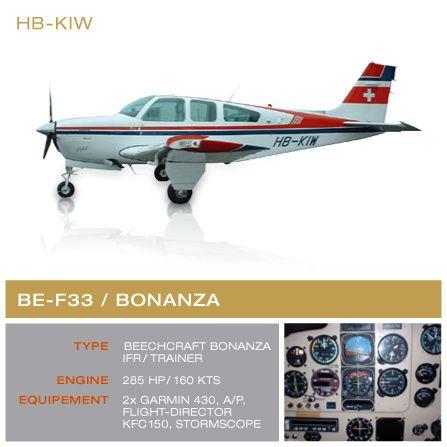 Beech Bonanza 33