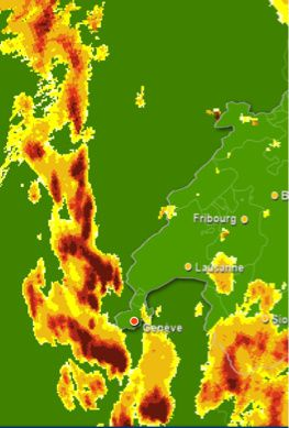 Squall Line (thunderstorms)