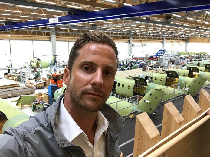 Destination Buochs et visite de l'usine Pilatus Aircraft
