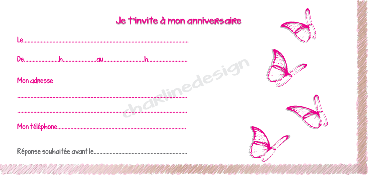 cr ation de carton d 39 invitation anniversaire enfant. Black Bedroom Furniture Sets. Home Design Ideas