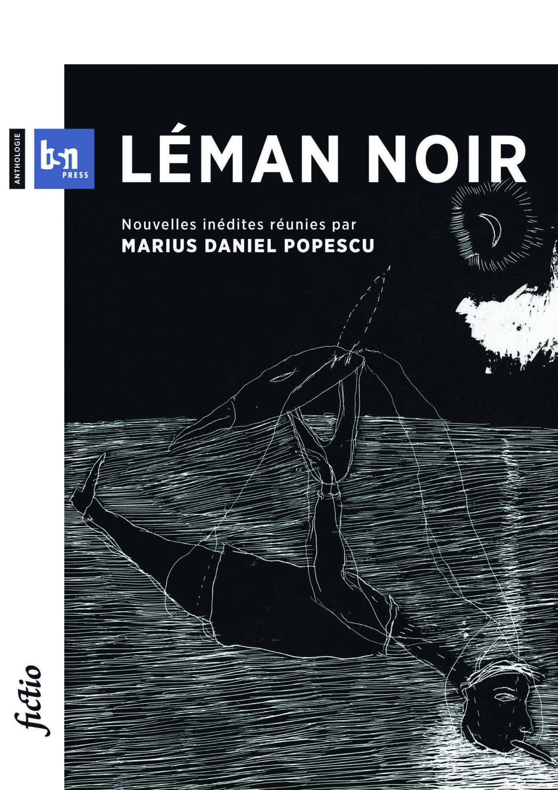 Léman noir - nouvelles inédites réunies par Marius Daniel Popescu (2012)