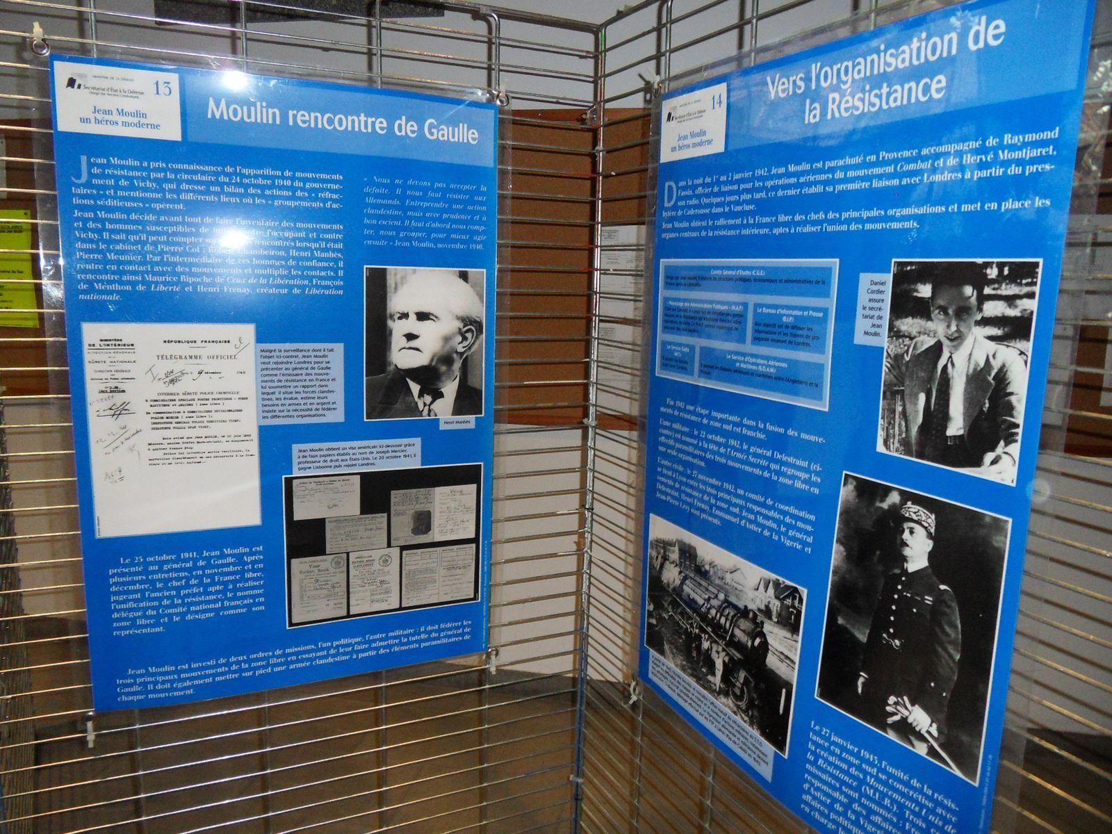 Photos Roland PICAUD. Exposition présentée par l'Office National des Anciens Combattants et Victimes de Guerre