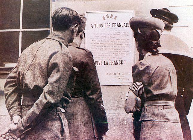 L'A.M.N.D.V.D.E.N SE JOINT A LA NATION POUR RENDRE L'HOMMAGE AU GÉNÉRAL DE GAULLE EN CE 81ÈME ANNIVERSAIRE DE SON APPEL DU 18 JUIN 1940