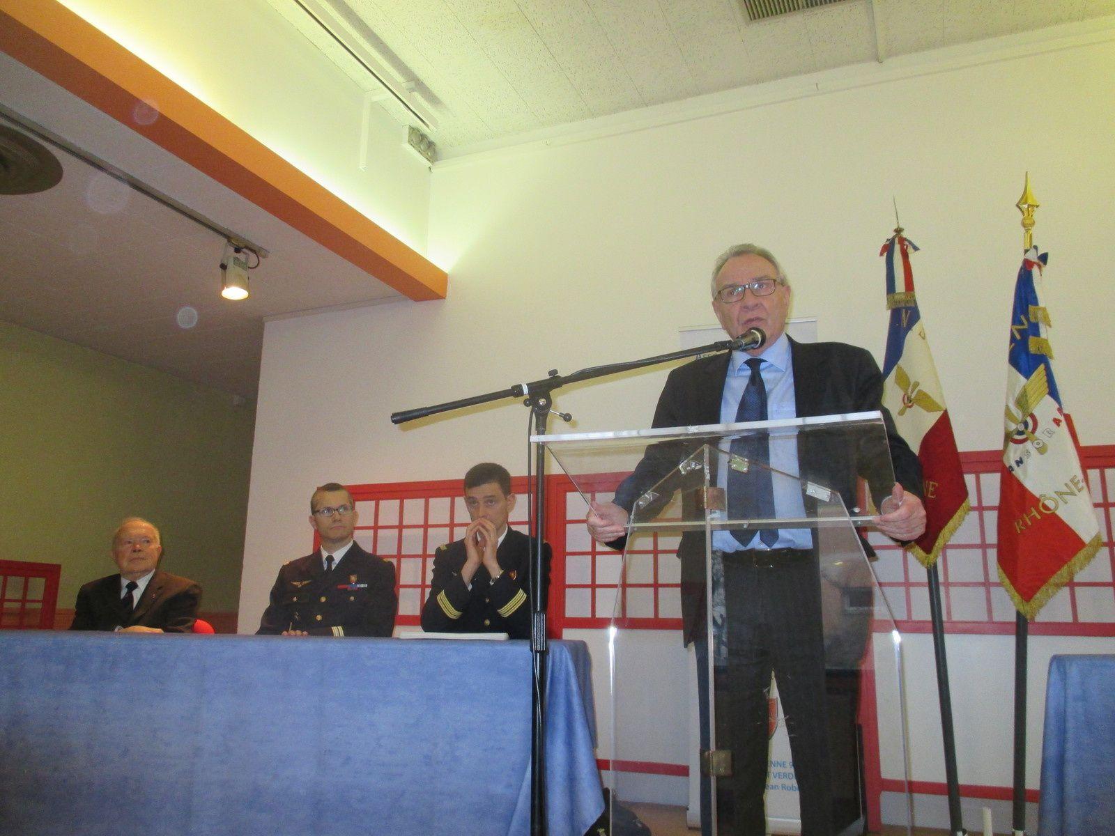 Monsieur Michel TERROT Député du Rhône
