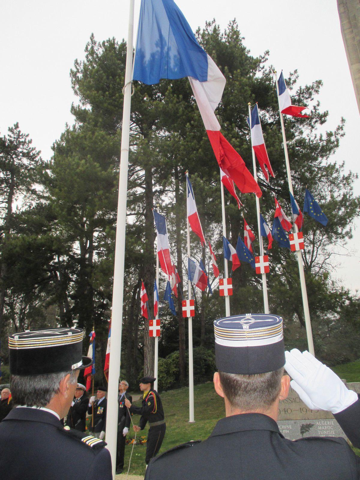 Un bel hommage envers tous ceux qui sont tombés en Algérie, Maroc et Tunisie