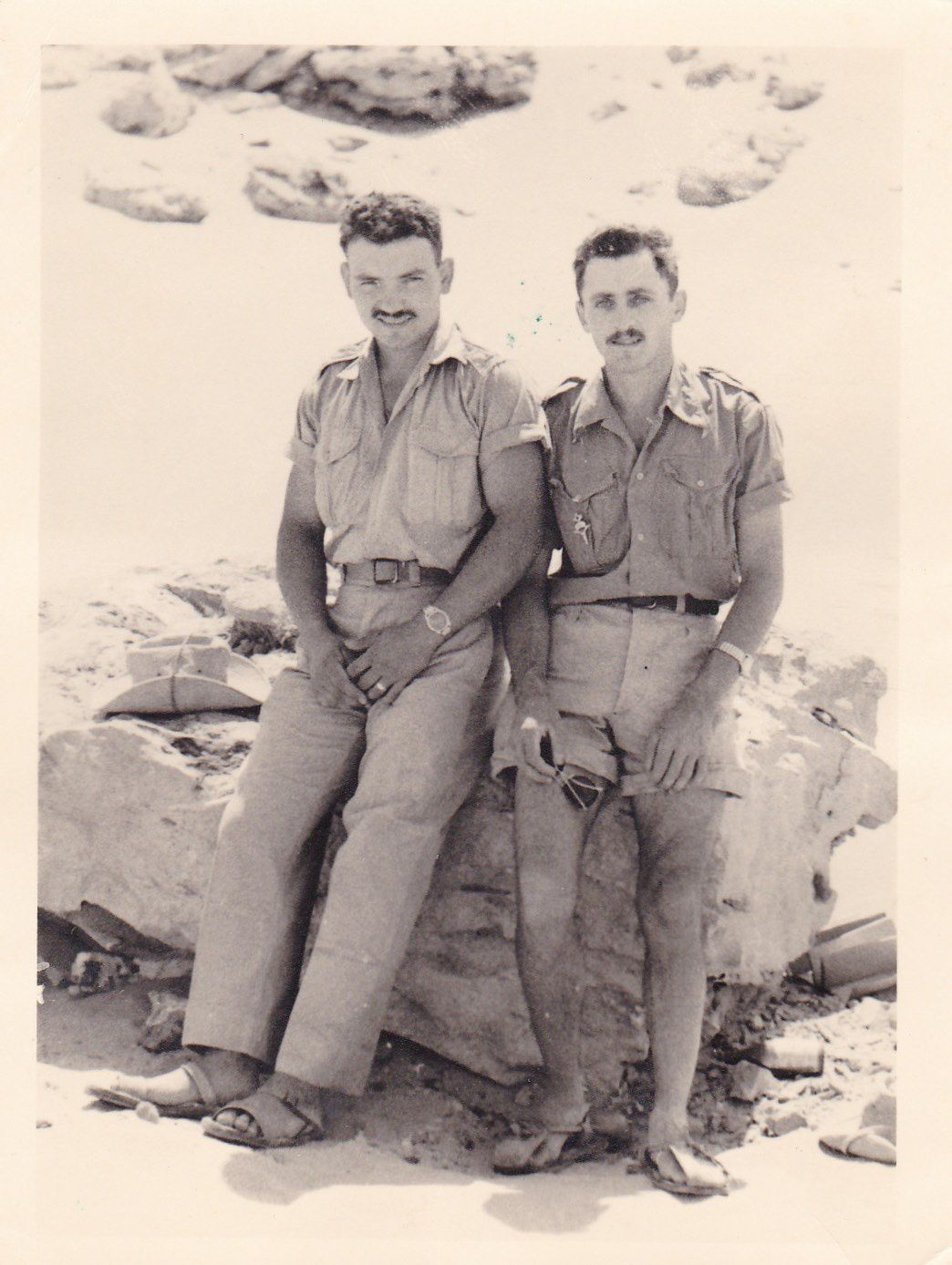 Copains de régiment du 621ème GAS