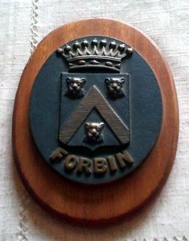 L'Escorteur d'Escadre FORBIN