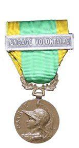 Médaille des Engagés Volontaires
