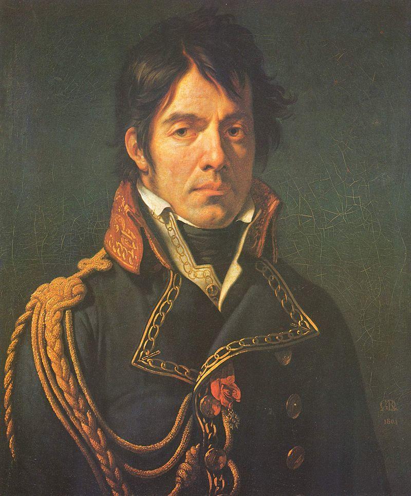 Dominique Jean Larrey (Beaudéan, 7 juillet 1766 - Lyon, 25 juillet 1842) Baron Larrey et de l'Empire (1809) Inspecteur-Général du Service militaire de Santé (1810) Chirurgien en chef de la Garde impériale