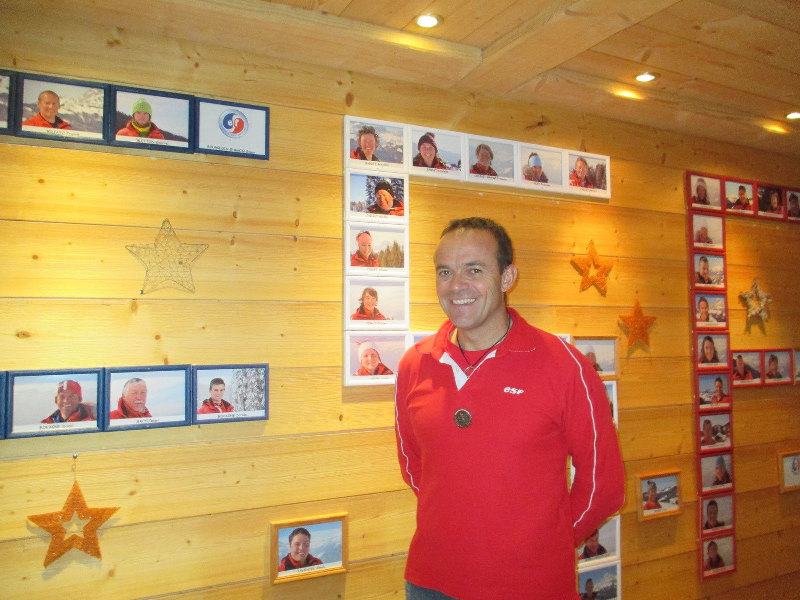 Ecole du Ski Français de la station placée sous la Direction de David BOVAGNE