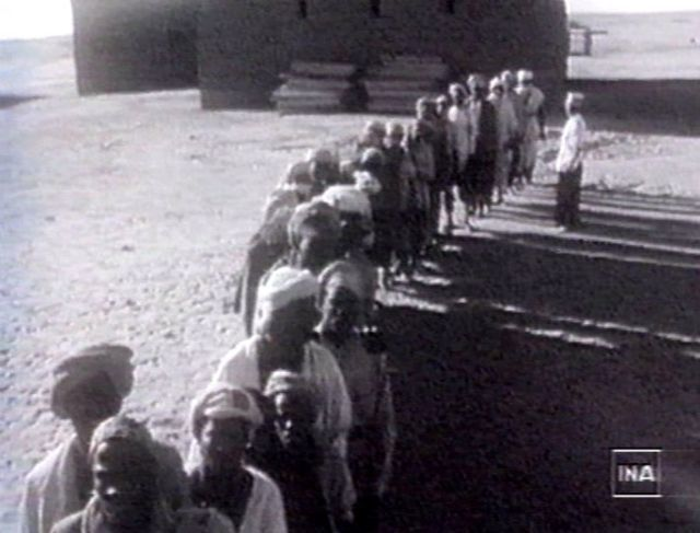 L'A.M.N.D.V.D.E.N REND HOMMAGE AUX VÉTÉRANS DES POPULATIONS LABORIEUSES DU BAS-TOUAT ET POPULATIONS LABORIEUSES DES OASIS