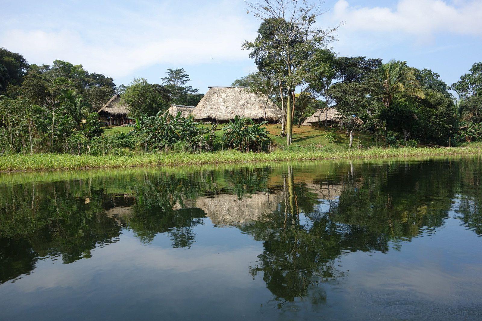 PANAMA (Embera, Panama City, Casco Viejo, canal du Panama, Iles San blas, Anton El Vale)