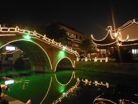 Qibao vieille ville