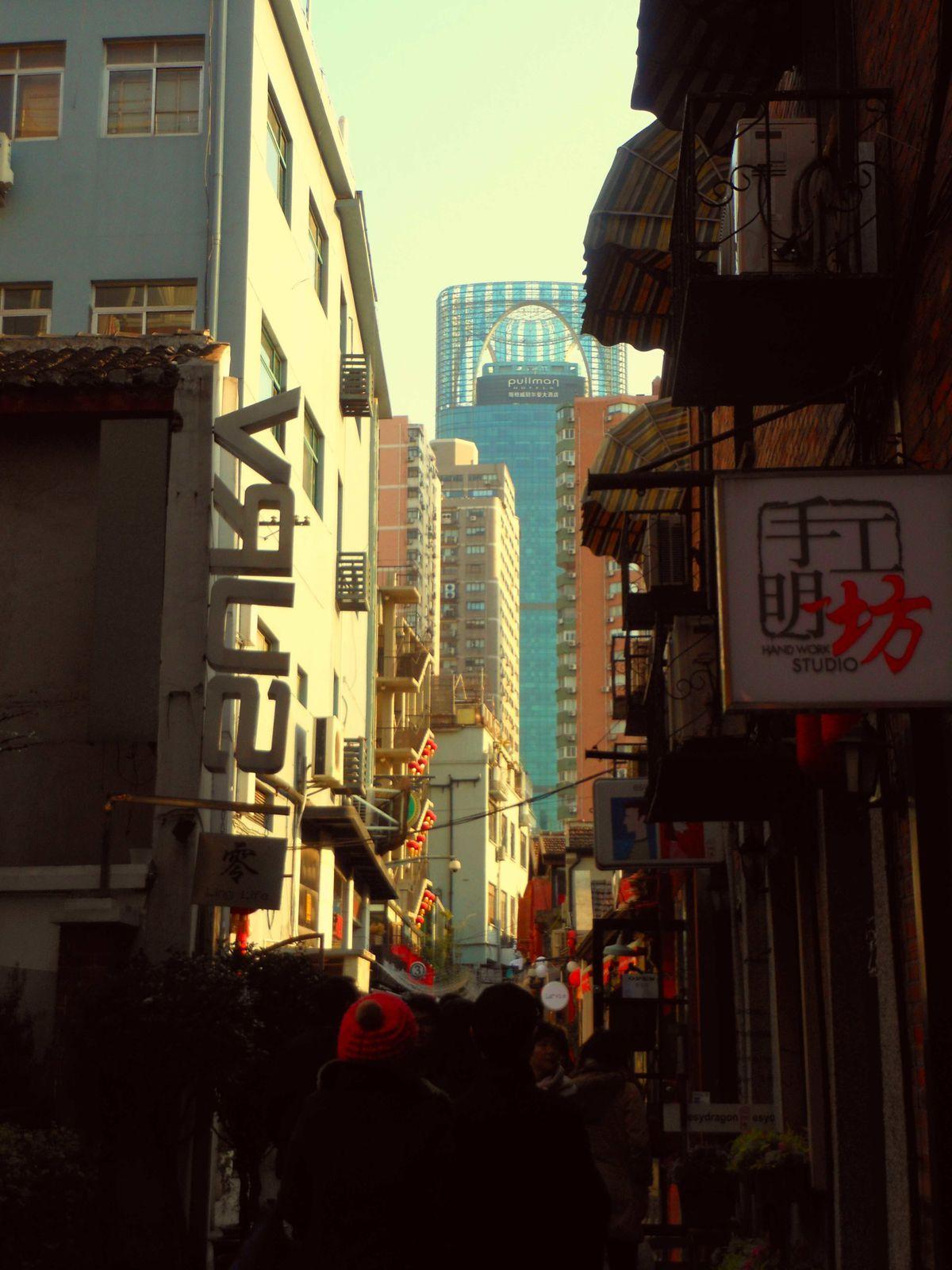 Tianzifang (Taikang road)