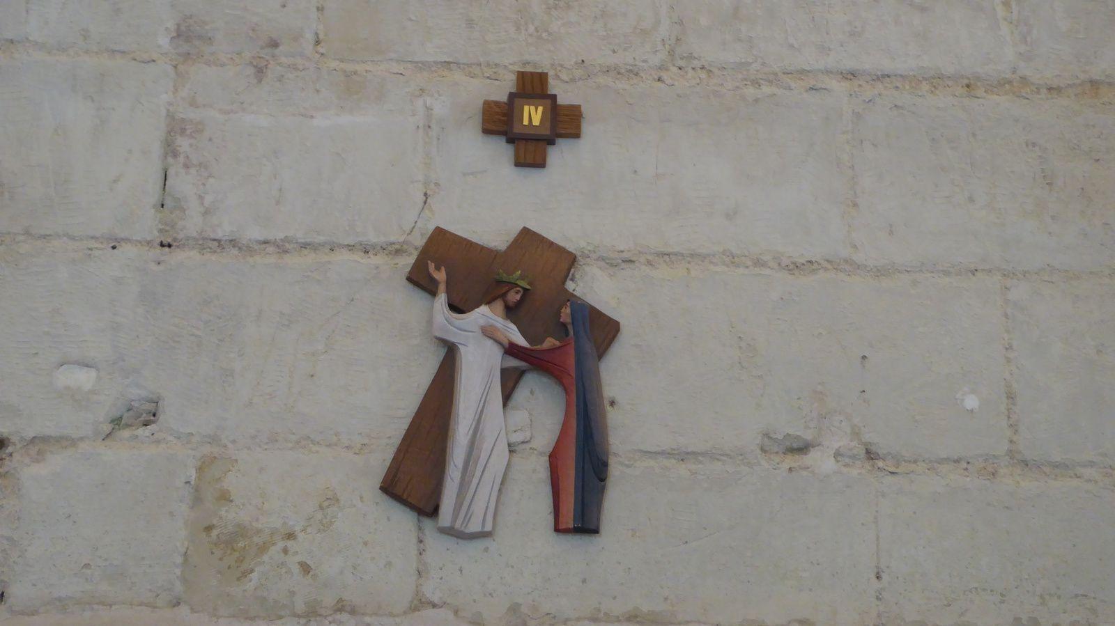 Nouveau chemin de croix... Bénédiction